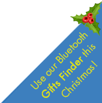 Discover ideal Bluetooth gifts for your friends and family this Christmas season!